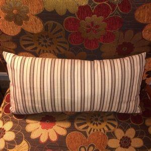 NEW POSHMARK HOME-Long Accent Pillow